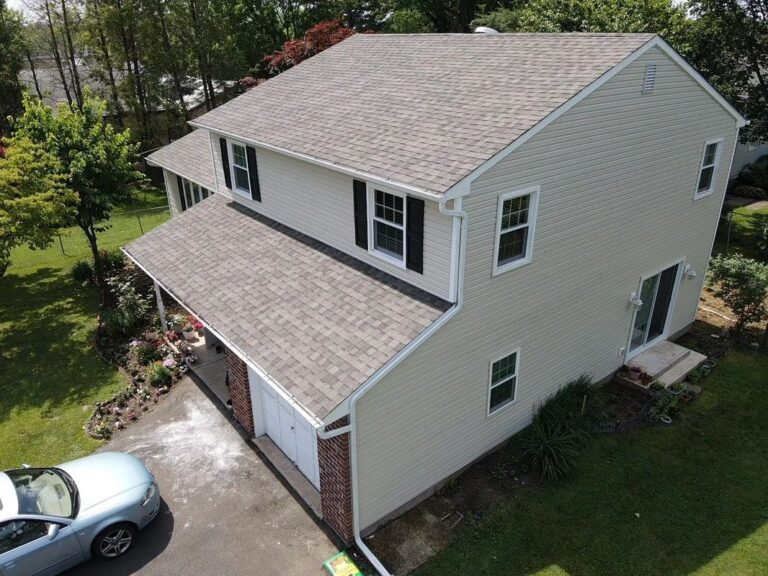 roofing company levittown